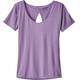 Patagonia Mindflow Naiset Lyhythihainen paita , violetti